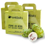 Nonishots pack of noni juice for three months intakes